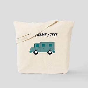 Armoured Truck (Custom) Tote Bag