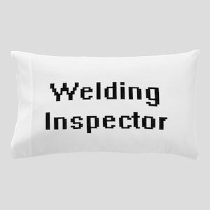 Welding Inspector Retro Digital Job De Pillow Case