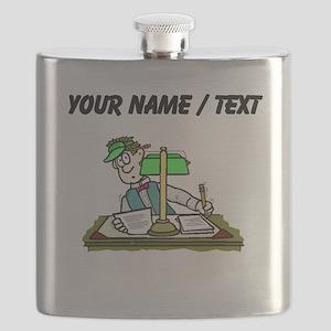 Accountant (Custom) Flask