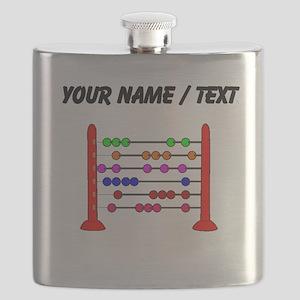Abacus (Custom) Flask