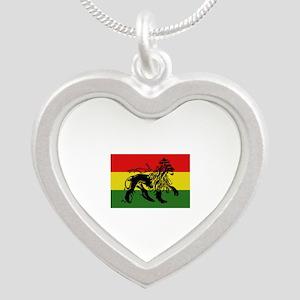 Rastafari Flag Necklaces