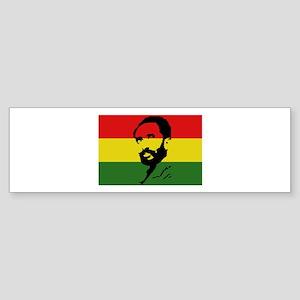 Haile Selassie I Bumper Sticker