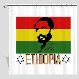 Ethopia Shower Curtain