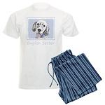 English Setter (Blue Belton) Men's Light Pajamas