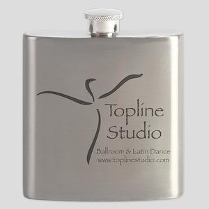 Topline Logo Flask