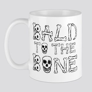Bald to the Bone Mug