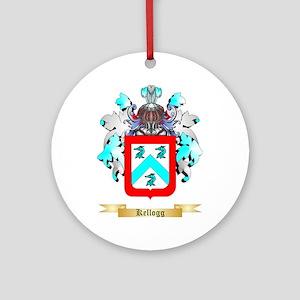 Kellogg Ornament (Round)