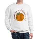 Happy Halloween! Sweatshirt