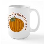 Happy Halloween! Large Mug