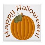 Happy Halloween! Tile Coaster