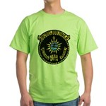 USS FRED T. BERRY Green T-Shirt