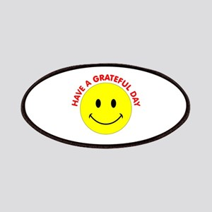 Grateful Day Patch