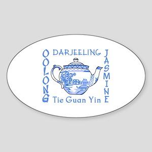 ASIAN TEAS Sticker