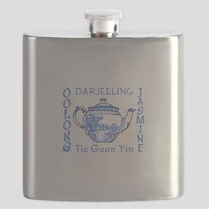 ASIAN TEAS Flask
