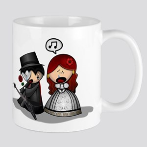 The Phantom Of The Opera Mugs