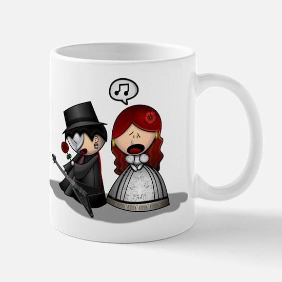 The Phantom Of The Opera Mugs