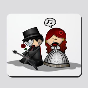 The Phantom Of The Opera Mousepad
