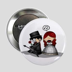 "The Phantom Of The Opera 2.25"" Button"