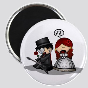 The Phantom Of The Opera Magnets