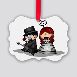 The Phantom Of The Opera Picture Ornament