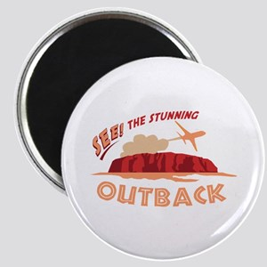 See! The Stunning Outback Magnets