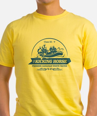 Kicking Horse River T-Shirt