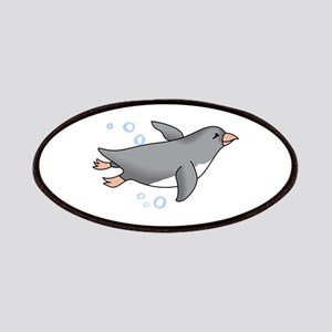 PENGUIN SWIMMING Patch