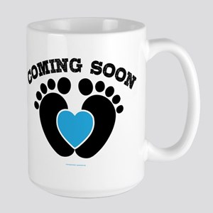 Coming Soon Maternity Mugs
