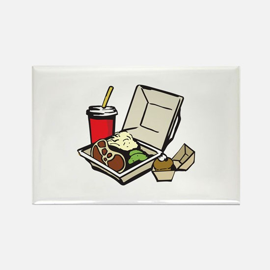 TAKE OUT FOOD Magnets