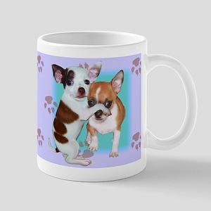 Chihuahuas Rock Mug