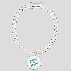 Footloose & Fancy Free Charm Bracelet, One Charm