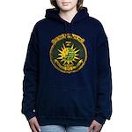 USS FRED T. BERRY Women's Hooded Sweatshirt