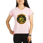 USS FRED T. BERRY Performance Dry T-Shirt