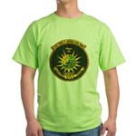 USS FRED T. BERRY Green T-Shirt