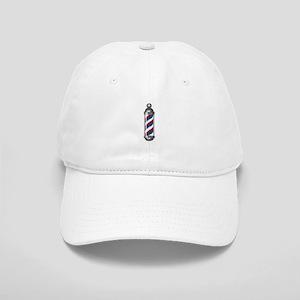 Barber Pole Baseball Cap