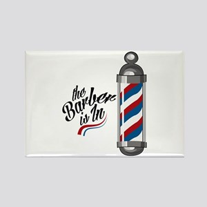 Barber Is In Magnets