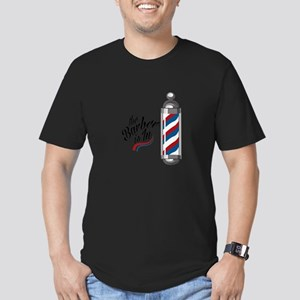 Barber Is In T-Shirt