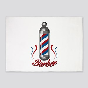 Barber 5'x7'Area Rug
