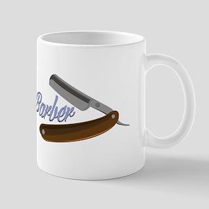 Barber Shave Mugs