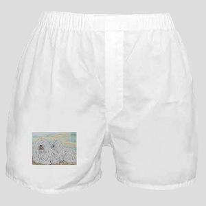 Komondors Boxer Shorts