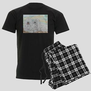 Komondors Men's Dark Pajamas