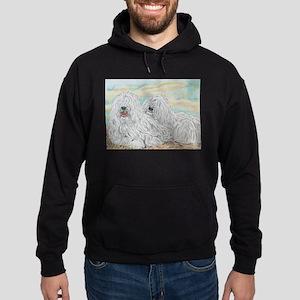 Komondors Hoodie (dark)