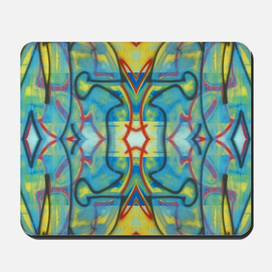Abstract Reflection Mousepad