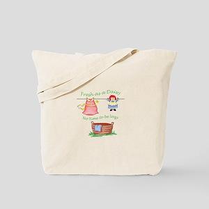 FRESH AS A DAISY Tote Bag