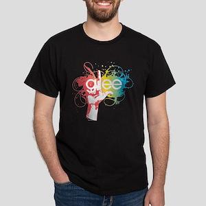 Glee Splatter Dark T-Shirt