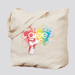 Glee Splatter Tote Bag