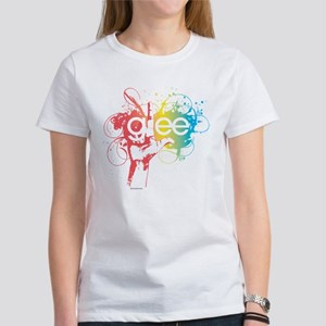Glee Splatter Women's T-Shirt