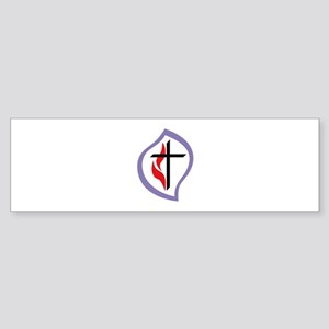 METHODIST WOMEN Bumper Sticker