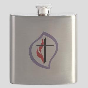METHODIST WOMEN Flask