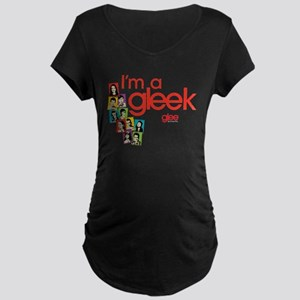 Glee Photos Maternity Dark T-Shirt